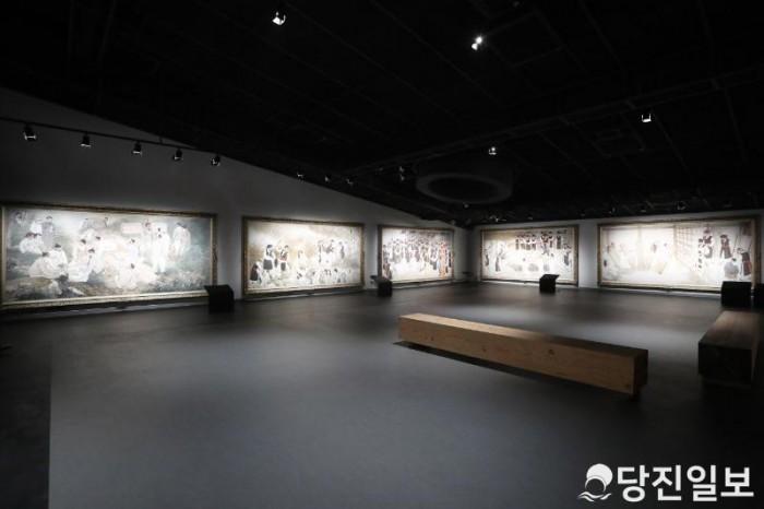 신리성지 순교 미술관 (1).JPG
