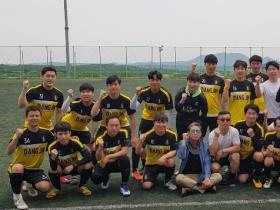 당진서, 충남지방경찰청장기 축구대회 준우승