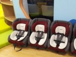 영유아 교통안전 확보를 위해 카시트 지원