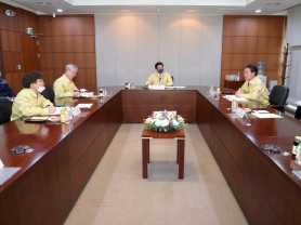 환경부 주관 미세먼지 계절관리제 사업장 점검 동행