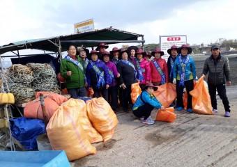 송악읍 고대어촌계 '청결인증마을' 선정